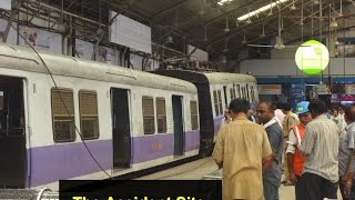 Video 250 : LOCAL TRAIN ACCIDENT AT CHURCHGATE