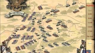 ALEXANDER AND NAPOLEON. Battles animations