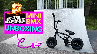 Rocker Mini BMX | Unboxing Fun