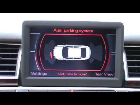 Full Review Of The 2007 Audi A8 6 0 Mmi System Youtube