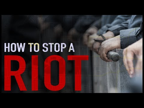 How to Stop a Riot