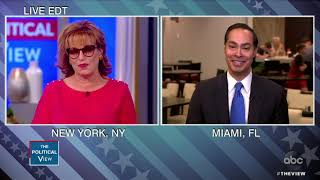 Julián Castro Discusses Trump and Reproductive Rights | The View
