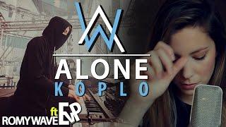 Download Lagu Alone - Romy Wave (Cover)   [EvP Music] Gratis STAFABAND