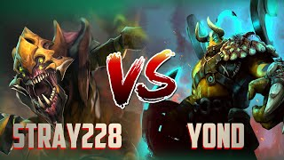 Y0ND vs. STRAY228
