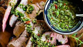 Chimichurri Sauce Recipe - Keto & Carnivore Friendly - Very Easy to Make (No Carbs)