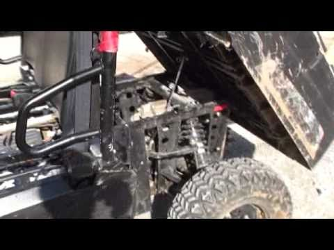 1 - Polaris Ranger EV AWD 10HR Inspection