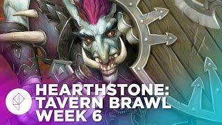 Hearthstone Tavern Brawl Week 6: MANA FLOOD
