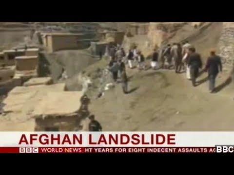 More Than 2,000 Missing In Deadly Afghanistan Landslide