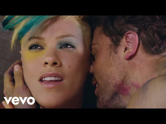 P!nk - Try Official Music Video