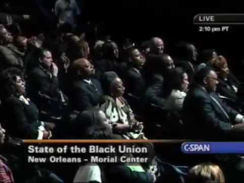 Dick Gregory - Black People Wake Up Lets Stop Being Used like Puppets - C Span Part 2