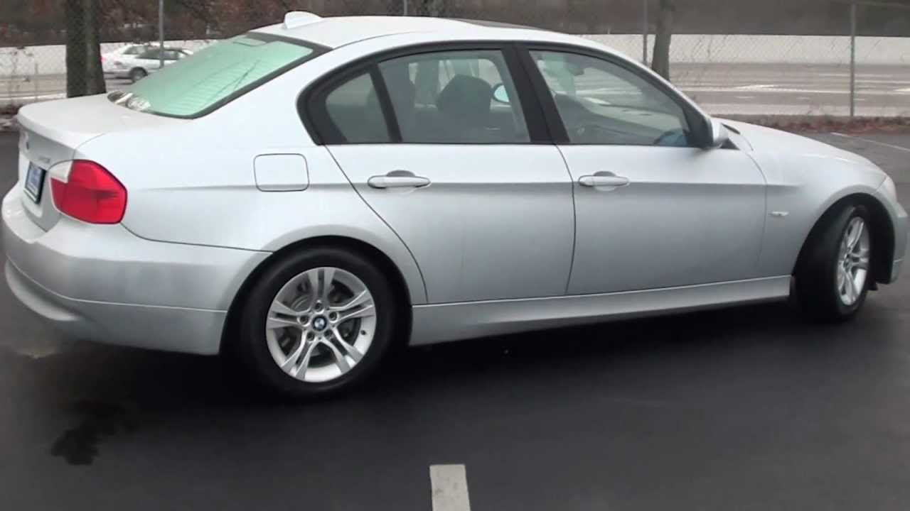 FOR SALE 2008 BMW 3 SERIES 328I 1 OWNER!! STK# P5998 www ...