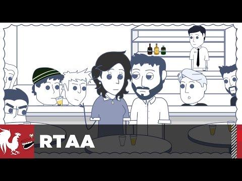 Geoff's Failed Sex Dream II - Rooster Teeth Animated Adventures 4K