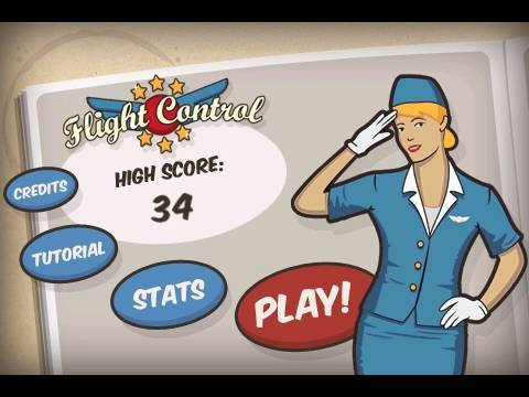App Review #44 - Flight Control, Snowboard, Lie Detector, etc.