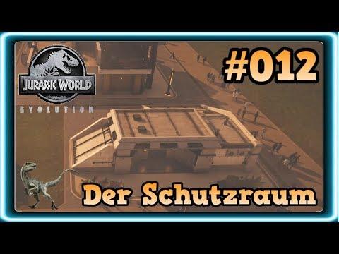 Jurassic World Evolution - Der Schutzraum (LP#012)