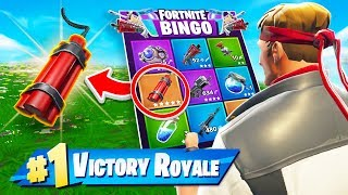 *NEU* BINGO Modus in FORTNITE!