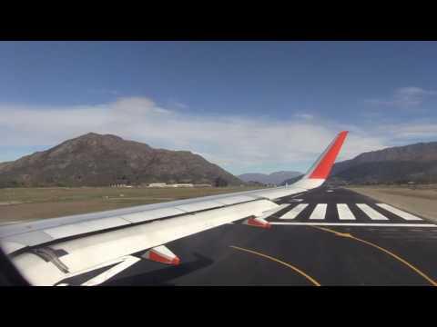 Jetstar Airways flight 294 - A320 takeoff from Queenstown international airport