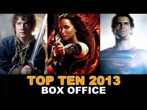 Top Ten Movies of 2013 : Catching Fire. The Desolation of Smaug. Man of Steel - Beyond The Trailer