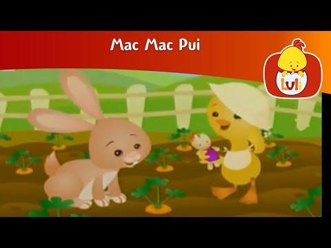 Mac Mac în grădină - Desene animate in limba română