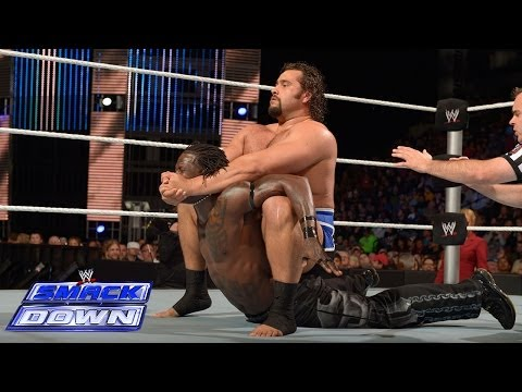 R-Truth vs. Alexander Rusev: SmackDown, April 18, 2014 klip izle