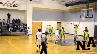 NEW Century Vs  John Griffin Middle School 2013-2014