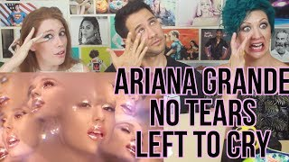 Download Lagu Ariana Grande - No Tears Left to Cry - REACTION Gratis STAFABAND