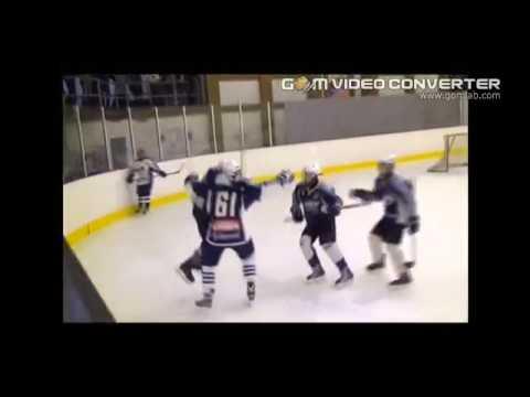 Hockey gools by Tumoxa