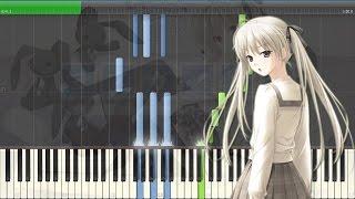 Kioku - Yosuga No Sora [PianoTutorial +Midi | Sheet]