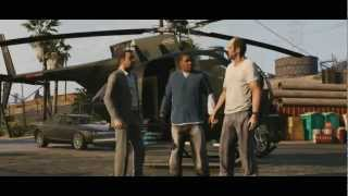 GTA V - Grand Theft Auto V Trailer Official #2 - HD
