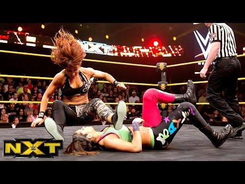 Bayley Vs. Becky Lynch: Wwe Nxt, Nov. 20, 2014 video