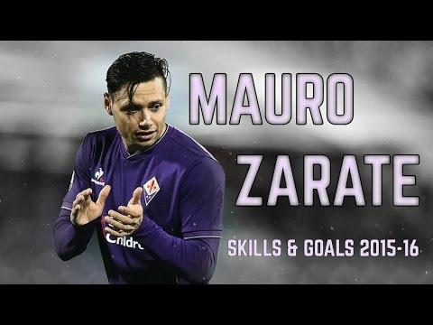 Mauro Zarate | Skills & Goals | West Ham - Fiorentina 2015 / 2016