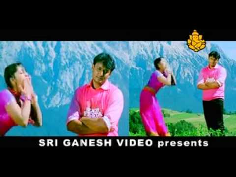 Navya Nair Navel Show Song - Kannada Movie Boss 2011 video