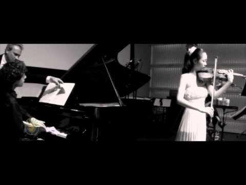 Matthew Aucoin with Yuki Beppu performing 'Sprich Auch Du' from Celan Fragments
