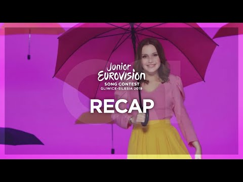 Junior Eurovision 2019: Recap of All Songs (Alphabetical Order)