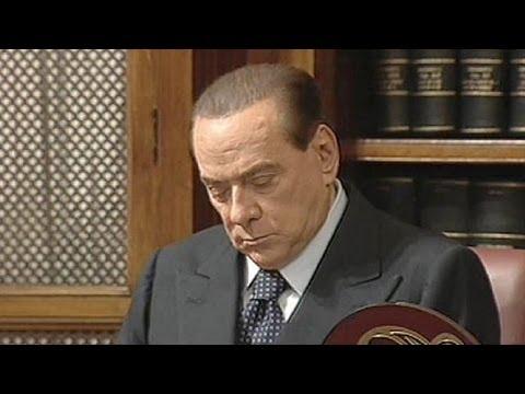 Silvio Berlusconi confronté à une fronde au sein de son propre parti