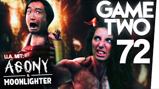 Agony, Moonlighter, Yoku's Island Express, Bloodstained, Far: Lone Sails   Game Two #72