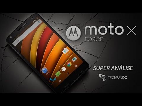 Moto X Force [Análise] - TecMundo