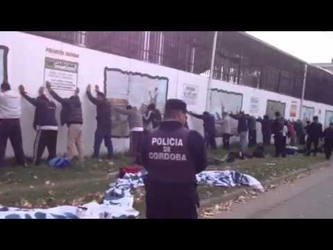 Detienen barras de Deportivo Merlo