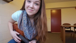 Silvertongue - Young the Giant (ukulele cover)
