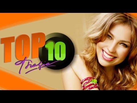 Top Ten Thalia 25