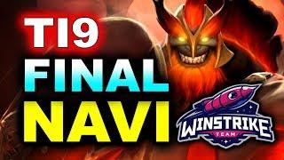 NAVI vs WINSTRIKE - TI9 CIS GRAND FINAL - The International 2019 DOTA 2