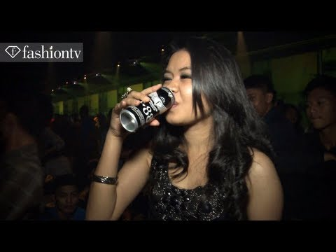 Party At Amnesia Club In Badung, Indonesia With F 88 & F 18 Luxury Energy Drinks | Fashiontv video