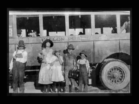 Fallon NV School's in Session early 1900's