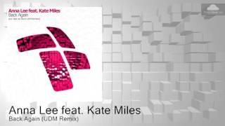 ENTRM054 Anna Lee feat. Kate Miles - Back Again (UDM Remix) Played by Giuseppe Ottavaini