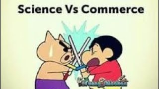 Science Vs Commerce College Fight