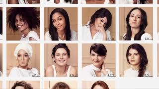 Musique Publicité 2018 - L'Oréal - Fond de Teint - Accord Parfait - Leïla Bekhti