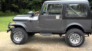 jeep daystar body lift