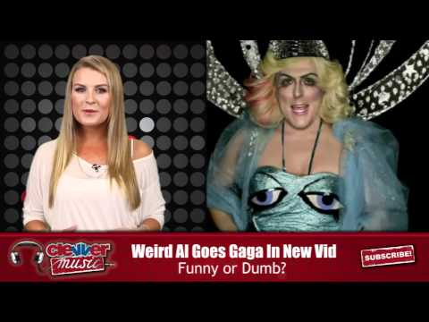 Weird Al Releases 'Perform This Way' Gaga Parody