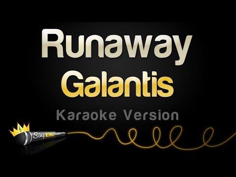 Galantis - Runaway (U & I) (Karaoke Version)