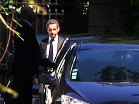 Sarkozy Faces Corruption Charges