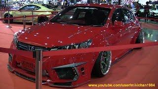 Custom Honda Accord VIP Car - バンコクオートサロン2015